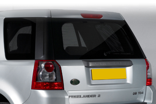 Land Rover Discovery 4 Privacy Shades